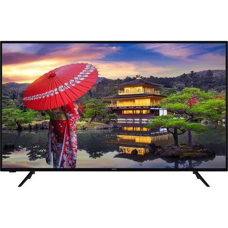 Tv hitachi 58inch led 4k uhd - 58hak5751 - hdr10 - hdr10 - android smart tv - wifi - 4 hdmi - 2 usb - bluetooth - dvb t2 - dvb s2