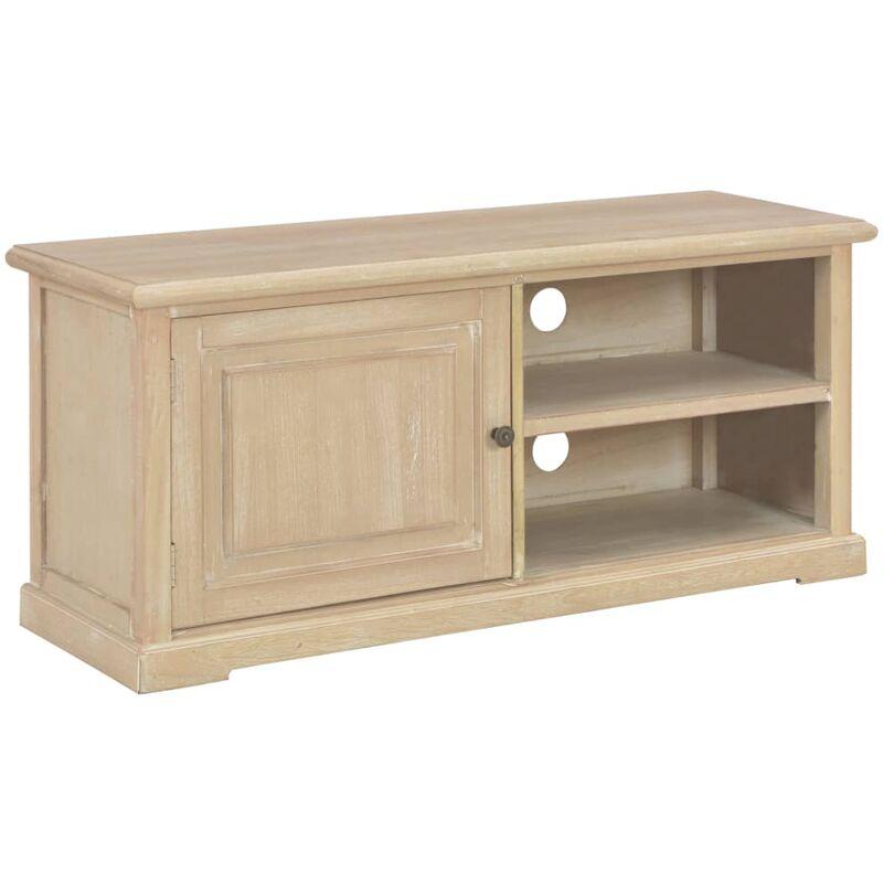 Zqyrlar - TV-Schrank 90 x 30 x 40 cm Holz