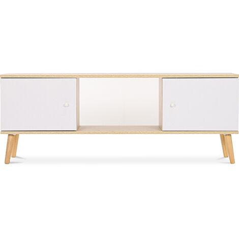 TV unit sideboard Gigi - Wood Natural wood