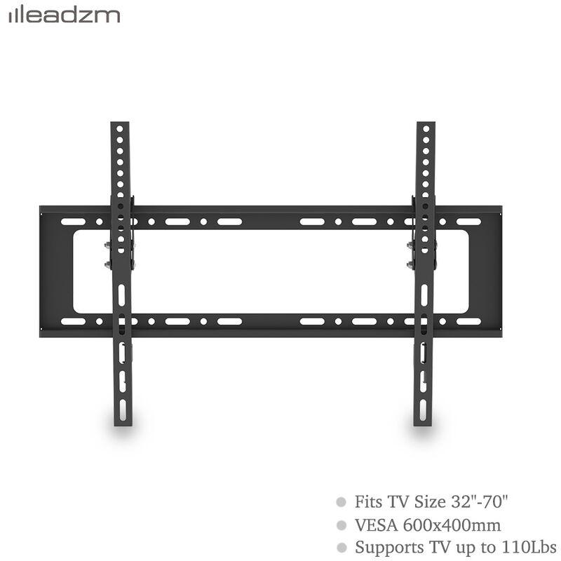 TV Wall Bracket Mount Tilt For 32 37 40 45 47 50 55 60 65 Inch Plasma LCD LED 3D