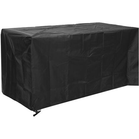 "main image of ""Tvird Heavy Waterproof Rattan Cube Outdoor Garden Furniture Dust UV Rain Cover"""