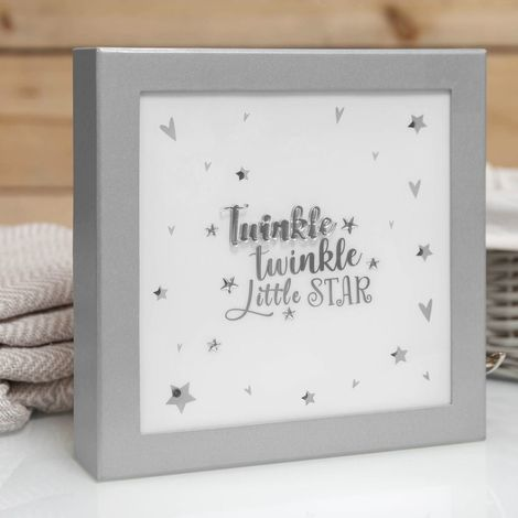 Twinkle Twinkle Light Box with Music