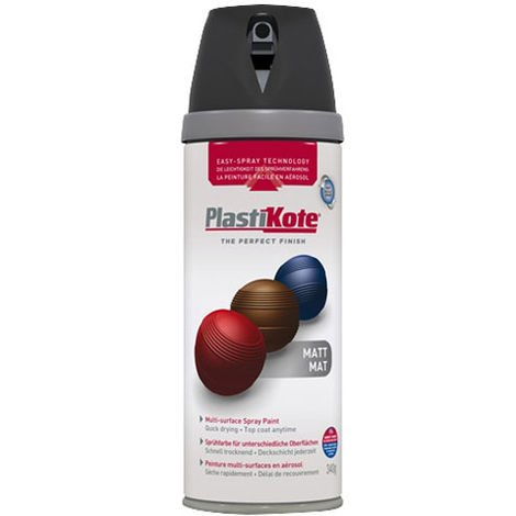 Twist & Spray Aerosol Paints - 400ml
