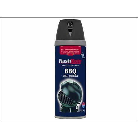 Twist & Spray BBQ Paint Black 400ml PKT26020