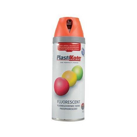 Twist & Spray Fluorescent Aerosol Paints - 400ml