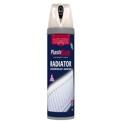 Twist & Spray Radiator Aerosol Paints - 400ml