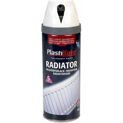 Twist & Spray Radiator Aerosol Paints - 400ml