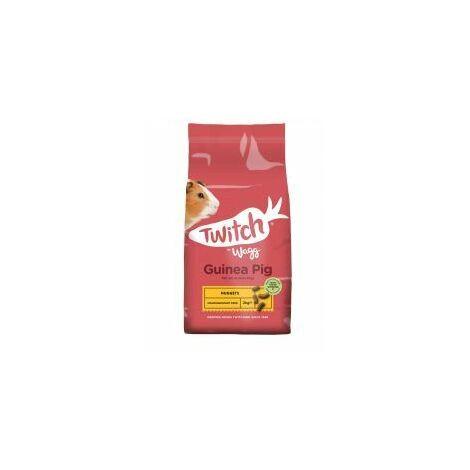 Twitch Guinea Pig Crunch - 2kg - 574477