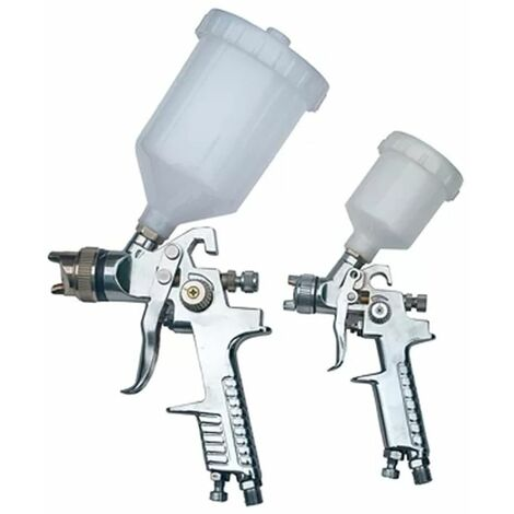 Two HVLP Spray Guns QAH03438