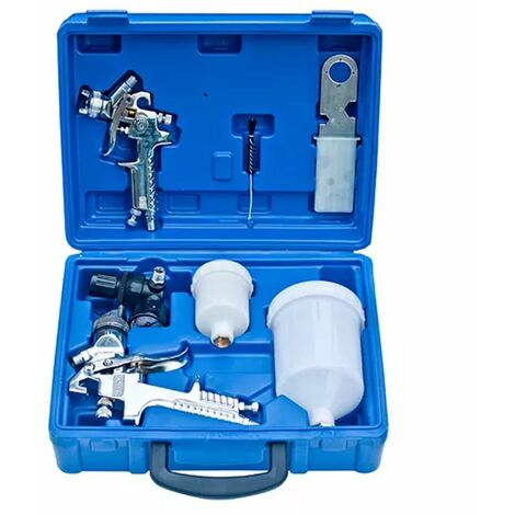 Two HVLP Spray Guns VDTD03438