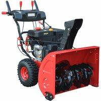 Two-Stage Snow Blower Electric/Manual Start 11 HP 302 cc