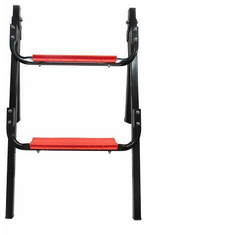 """main image of """"Two Step Multi Function Wheel Ladder - Tyre Caravan Motorhome Camper Van"""""""