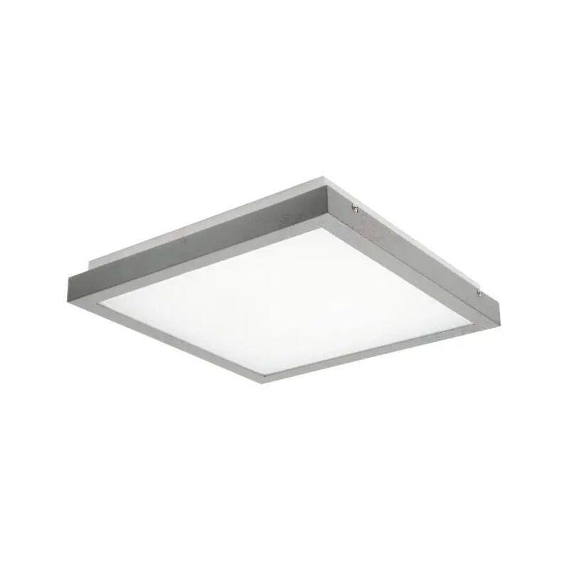 plafoniera led parete soffitto 220-240 volt 30000 ore 38 watt CE IP20 bianco naturale grigio interno senza kan 24640