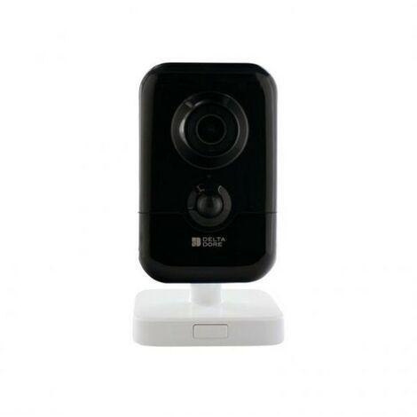 TYCAM 1100 - Caméra de sécurité intérieure connectée - Delta Dore 6417006