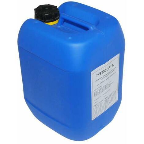 Tyfocor L 10 Liter Solarflüssigkeit Frostschutzkonzentrat ergibt 20 Liter bei -32°C