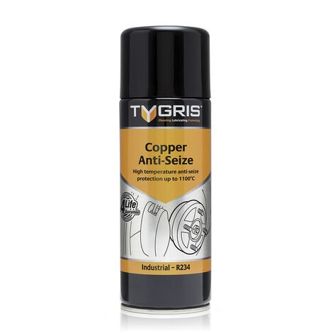 Tygris Copper Anti-Seize 400ml R234