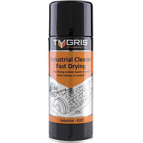Tygris R207 FAST DRY INDUSTRIAL CLEANER 400ml