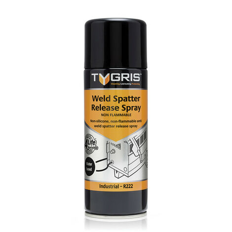 Tygris Weld Spatter Release Spray (Water Based)