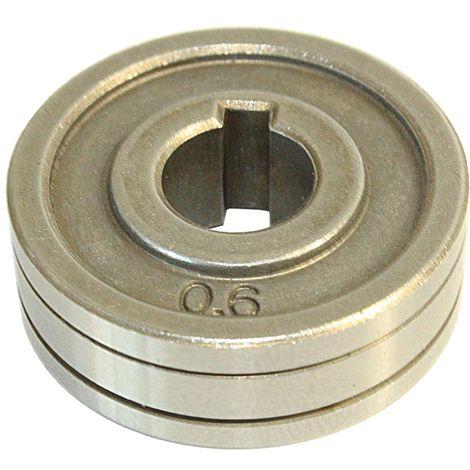TYP W Stahldraht 0,6 + 0,8 mm Drahtführungsrolle WELDINGER für ME200 201