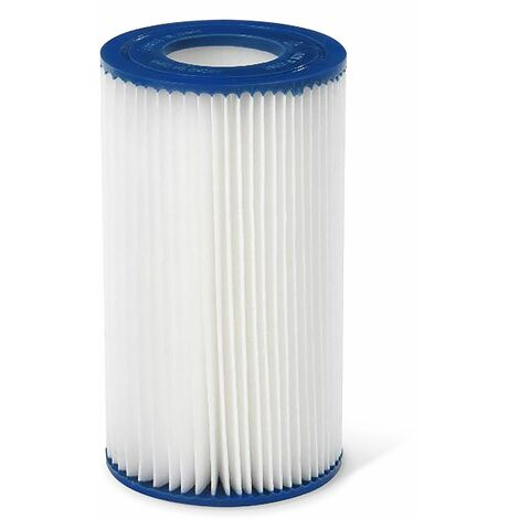 Type 3 filter cartridges for Alice's Garden pool pump, Ø106 x H203mm compatible with Saphir pool (3785 L/h cartridge filters)