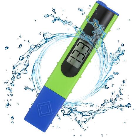 Type de stylo pH-metre Testeur de pH portable pH-metre haute precision PH-061 (livresans batterie)