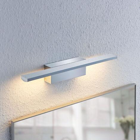 Tyrion LED bathroom wall light, 40 cm