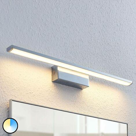 Tyrion LED bathroom wall light, 60 cm