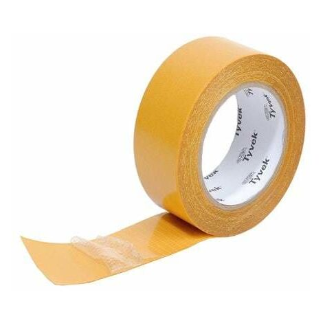 Tyvek Acrylic Double Sided Tape 50mm x 25m