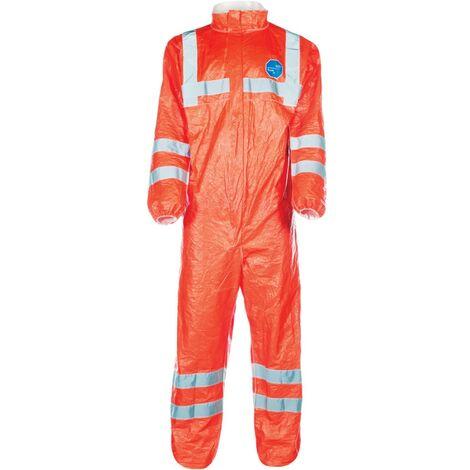 Tyvek® 500 HV Orange Coveralls