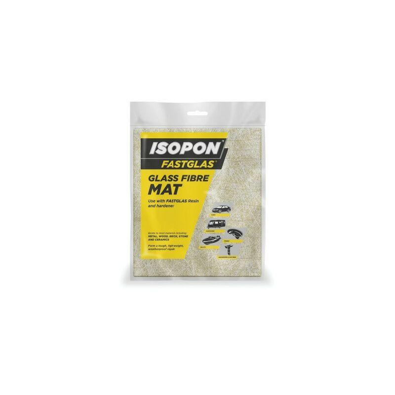 Image of Isopon GFM 6 Sq. FT Glass Fibre Mat White