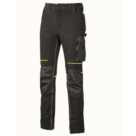 U-Power - Pantalon de travail ATOM Slim Fit - PE145 Taille : S