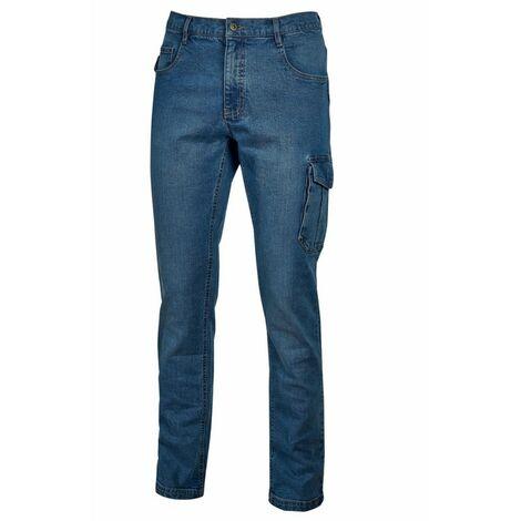 U-Power - Pantalon de travail JAM Stretch et Slim - ST150 Taille : S