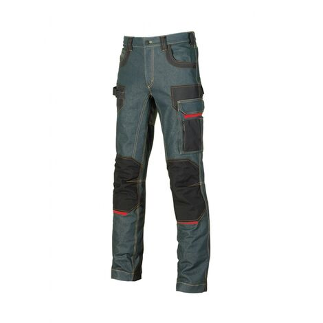 U-Power - Pantalon de travail PLATINUM Stretch - EX069 Taille:52