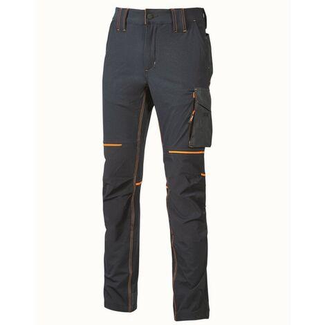 U-Power - Pantalon de travail WORLD Slim - FU189 Taille:3XL