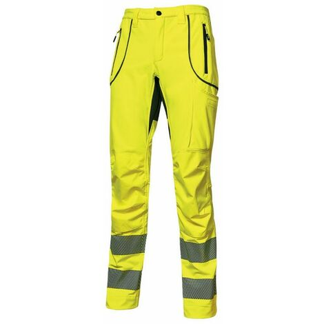 U-Power - Pantalon HV REN Stretch - HL186 Taille : 50