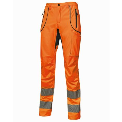 U-Power - Pantalon HV REN Stretch - HL186 Taille : 54