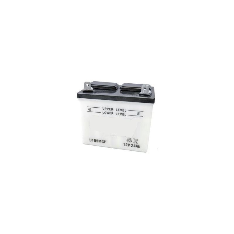 Universel - U1R9 - Batterie (U1R9) 12 Volts 24 Ah - Borne + à droite
