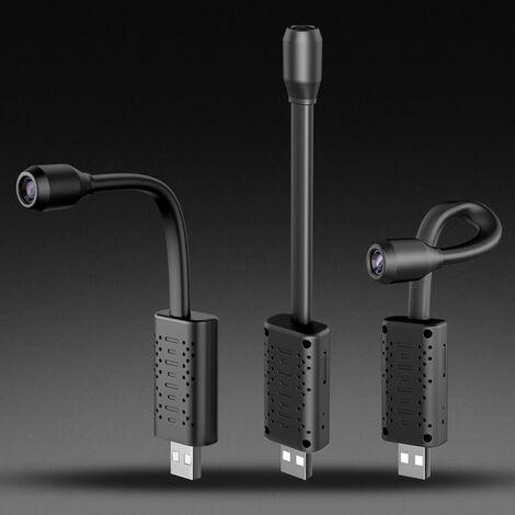"main image of ""U21 Smart Mini Wifi USB IP Camera AI HD Human Real-Time Detection Monitoring WASHED"""