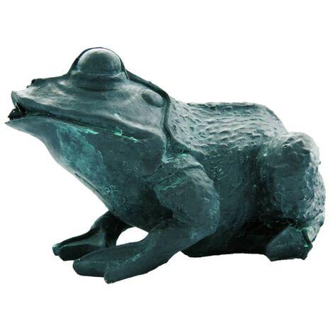 """main image of """"Ubbink Cracheur de bassin en forme de grenouille 12 cm 1386008"""""""