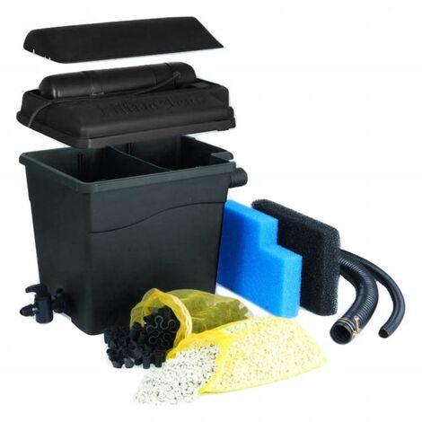 Ubbink Filtro de estanque FiltraClear 8000 BasicSet 1355161 - Negro
