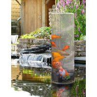 Ubbink Fishtower 100 Teichdekoration Fischsäule Acryl Ø20x100cm
