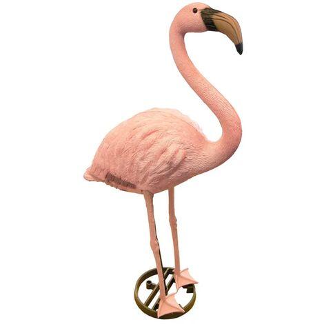 Ubbink Flamingo Garden Pond Ornament Plastic