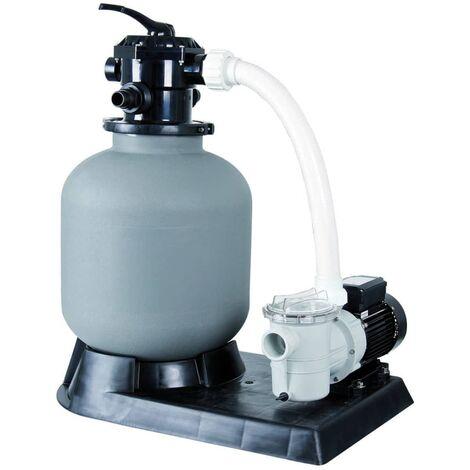 Ubbink Kit de filtration 400 pour piscine avec pompe TP 50 7504642