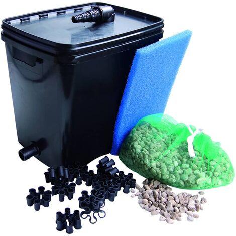 Ubbink Kit de filtre de bassin FiltraPure 4000 26 L 1355967