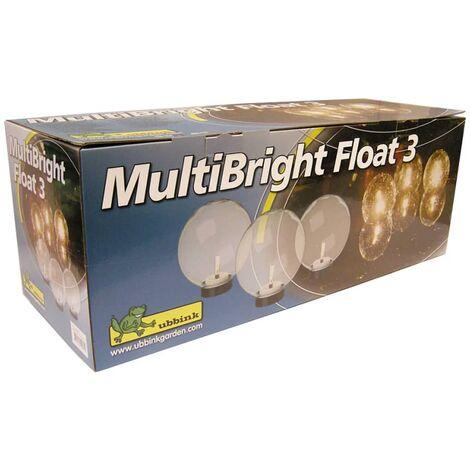 Ubbink Luce LED Galleggiante MultiBright Float 3 1354008