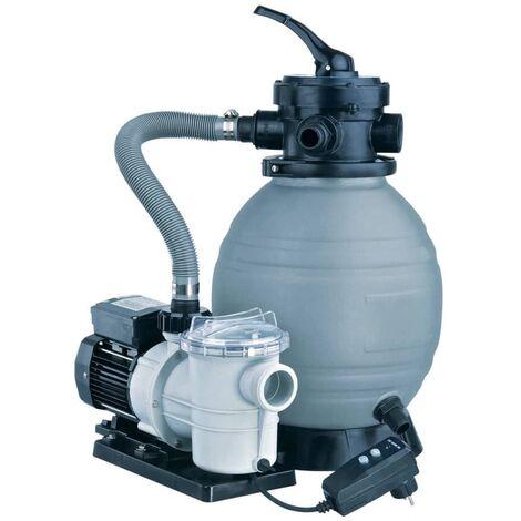 Ubbink Poolfilter Set 300 inkl. Pumpe TP 25 7504641