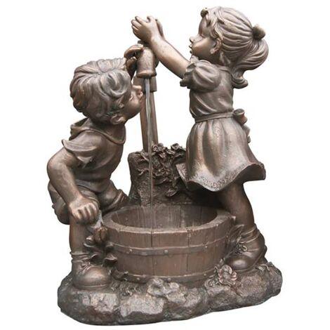 Ubbink Set fontaine Acqua Arte Memphis 1387059
