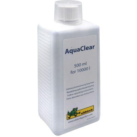 Ubbink Traitement anti-algues d'étang BioBalance Aqua Clear 500 ml