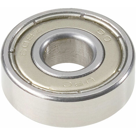 UBC Bearing 608 ZZ 8mm Bore Deep Groove Roller Bearing 3250 N/1370 N