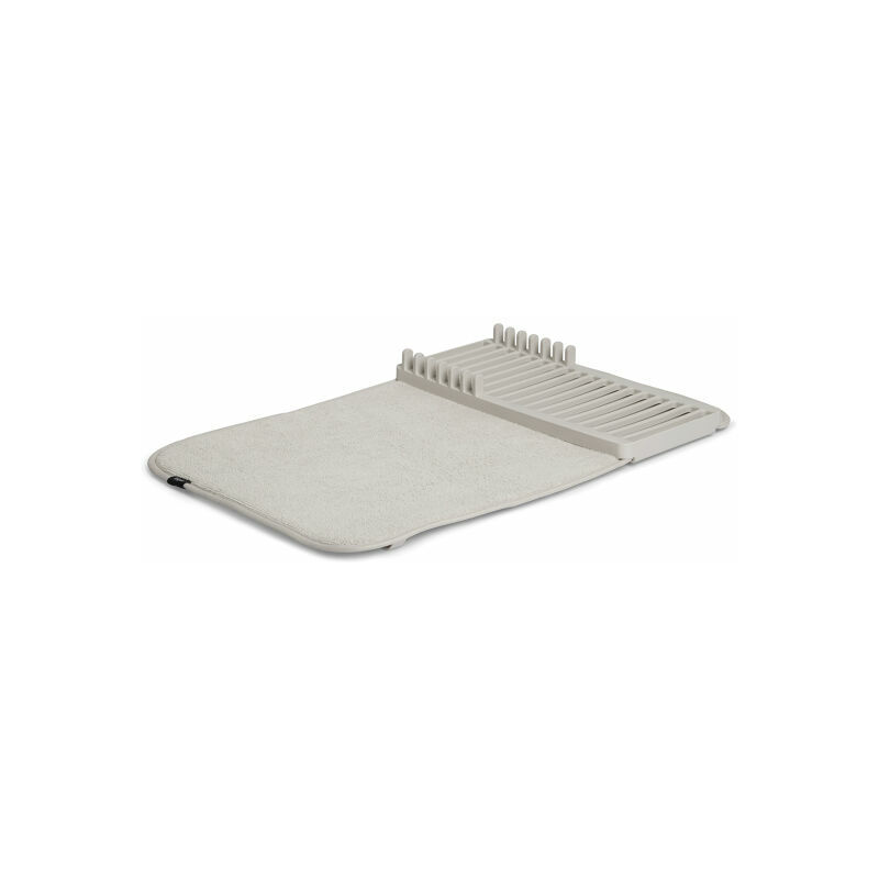Udry Drying Mat and Rack - Light Grey